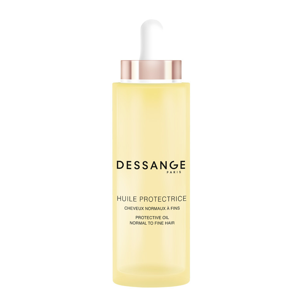 Protective oil normal to fine hair