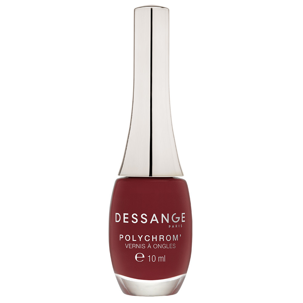 Long-lasting shine nail lacquer Rouge furtif