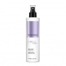 Thermo-active smoothing spray