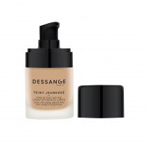 Light-diffusing smoothing anti-aging foundation Beige tan