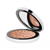 Illuminating powder for face and body Cuivré doré