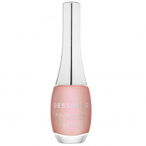 Long-lasting shine nail lacquer Golden rose