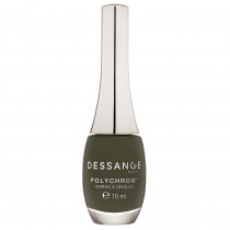 Long-lasting shine nail lacquer Vert camouflage