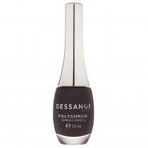 Long-lasting shine nail lacquer Gris incognito