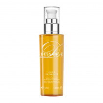Bath and massage oil with orange blossom