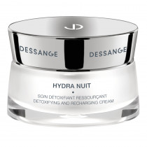 Detoxifying and recharging cream