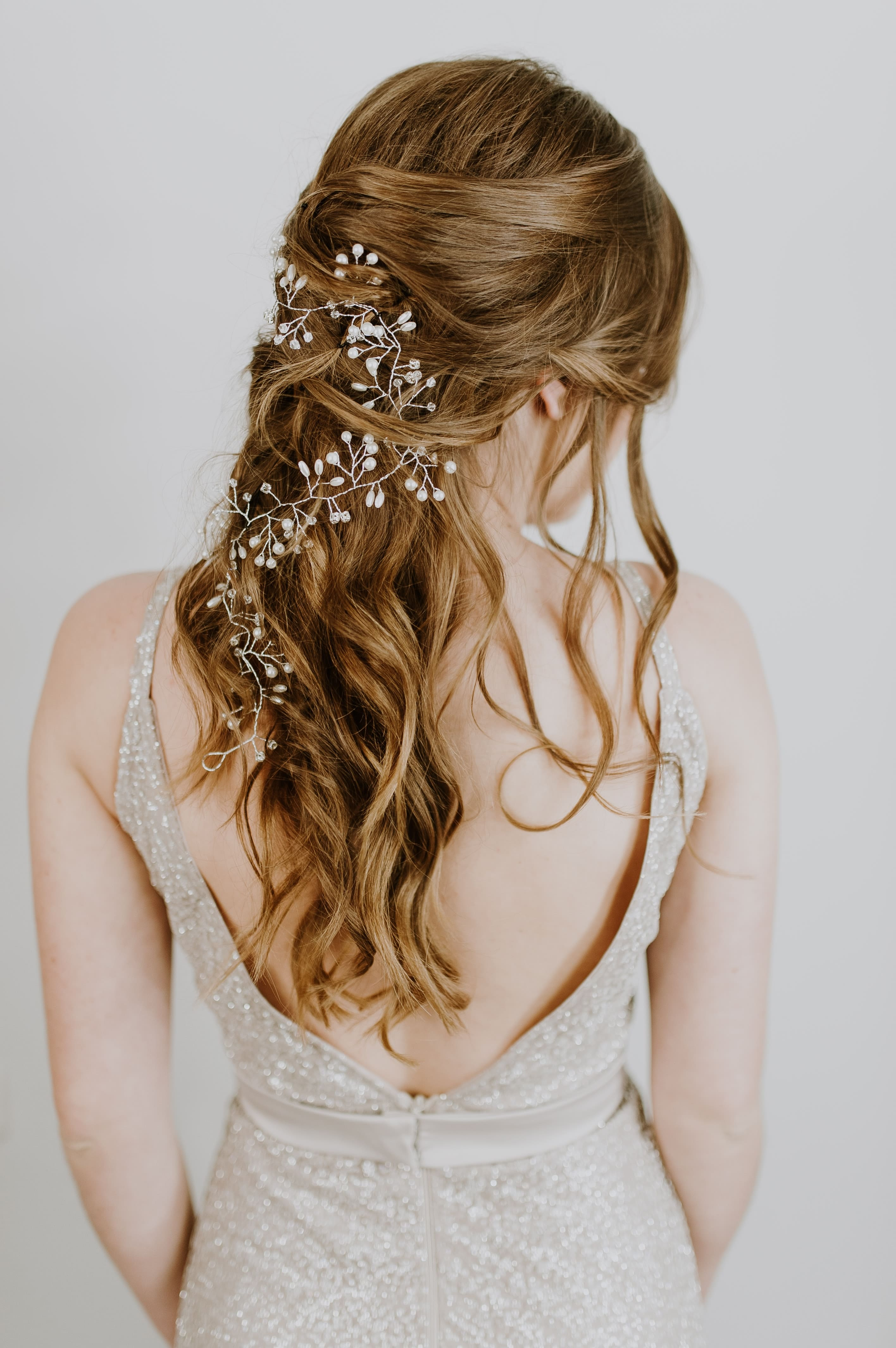 Découvrez les grandes tendances pour la coiffure de mariée