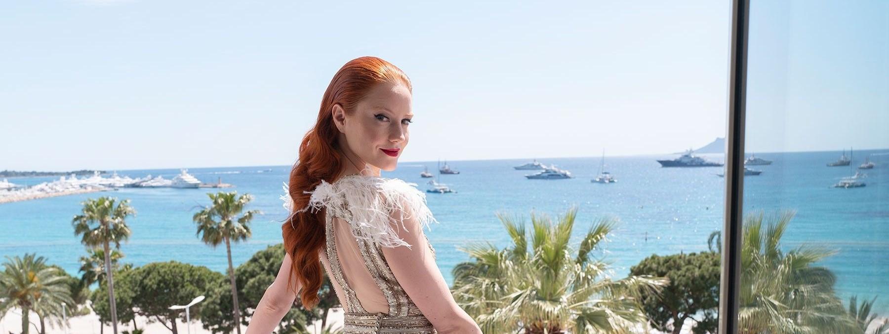 Décryptage coiffure Cannes 2019 : le Mermaid Sleek de Barbara Meier