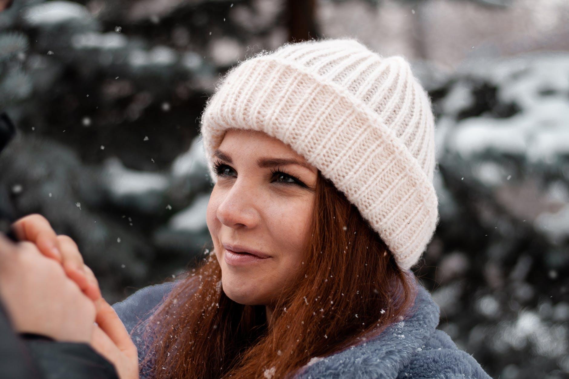 Comment réparer des lèvres sèches en hiver ?