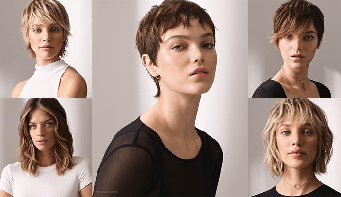 Les tendances coiffure de la saison Automne-Hiver 2019/2020