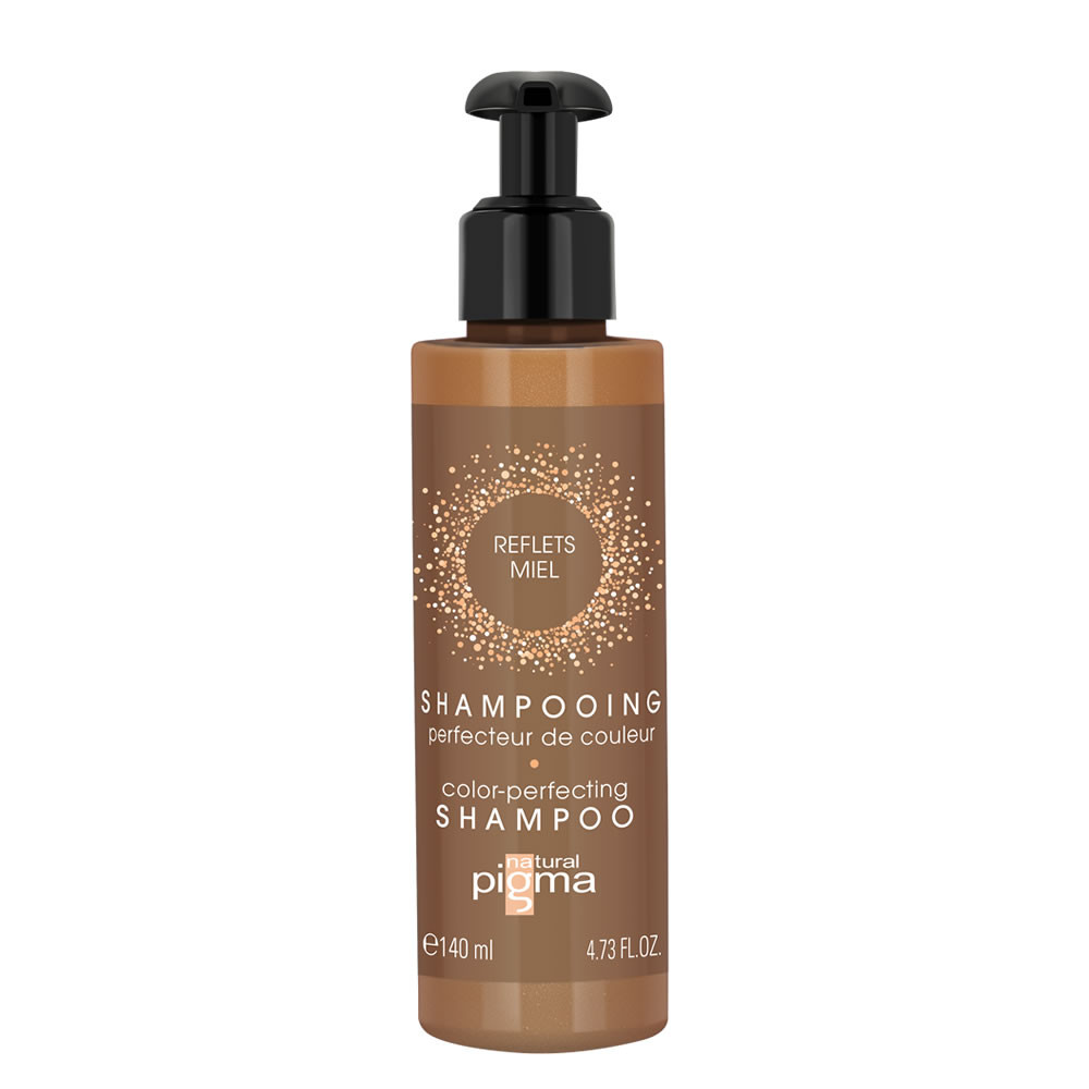 Shampooing Perfecteur de couleur Reflets miel
