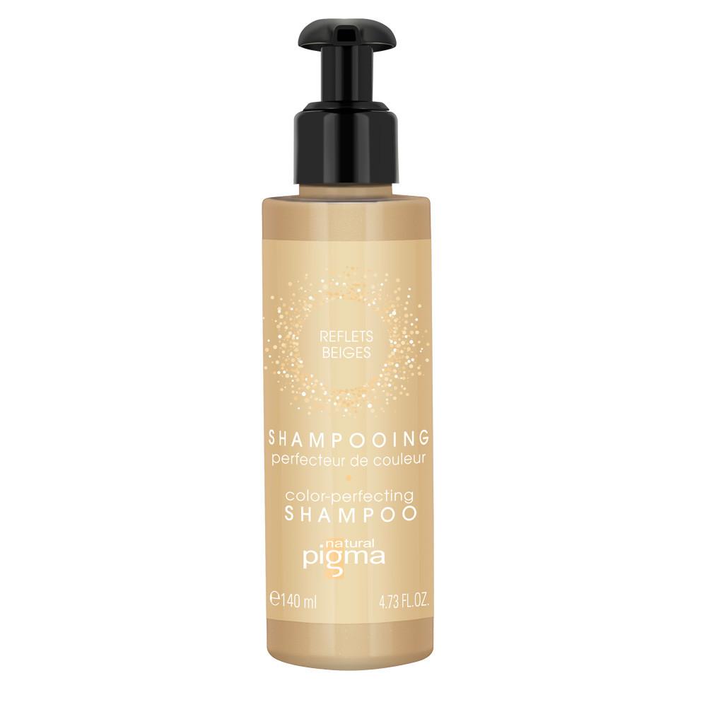 Shampooing perfecteur de couleur Cheveux blonds à blonds très clairs Reflets Beige