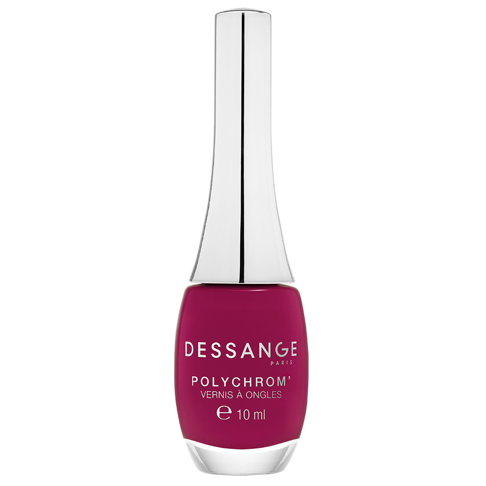 Vernis à ongles brillance tenue Rose Framboise