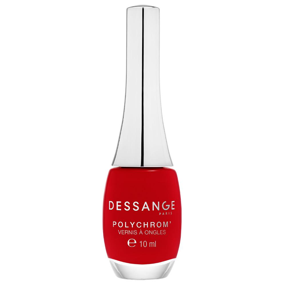 Vernis à ongles brillance et tenue Rouge