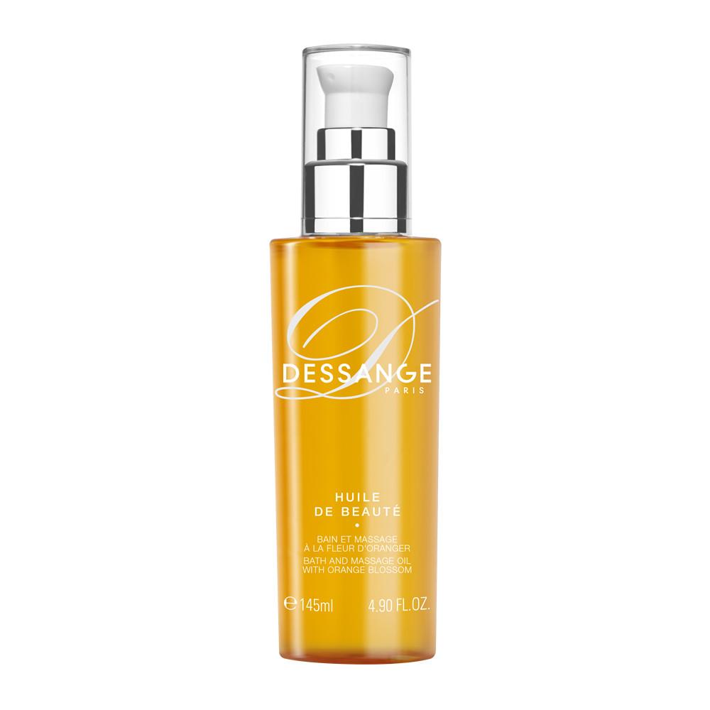 Bain et massage à la fleur d'oranger