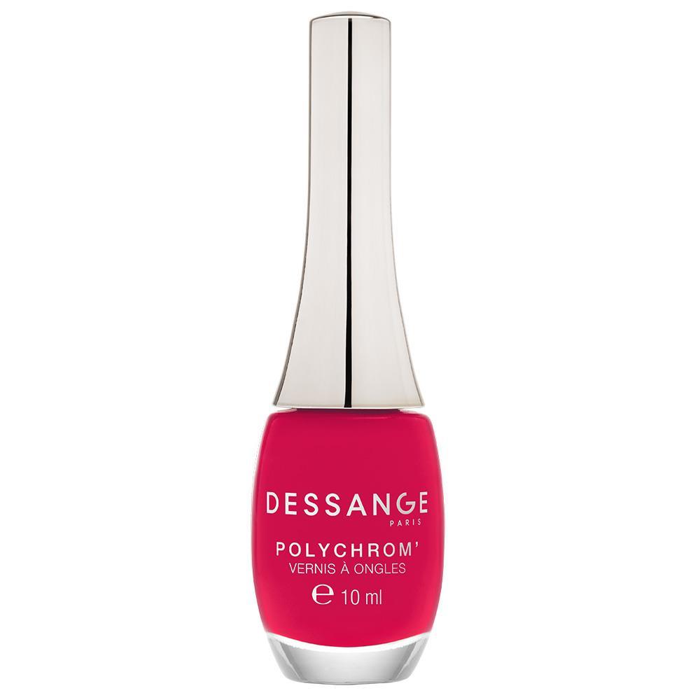 Vernis à ongles brillance et tenue - Rouge hibiscus