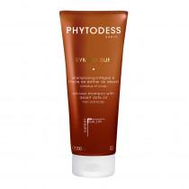 Shampooing intégral à l'huile de dattier du désert cheveux et corps