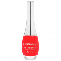 Vernis à ongles brillance tenue Orange Corail